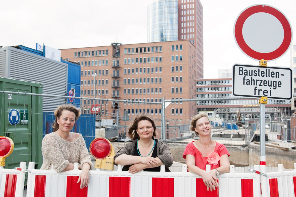 Die Damen von der Baustelle