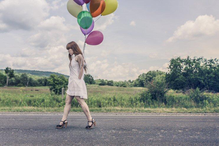 Höhenflüge? Manchmal stehen wir uns in der Liebe selbst im Weg © Anette Göttlicher