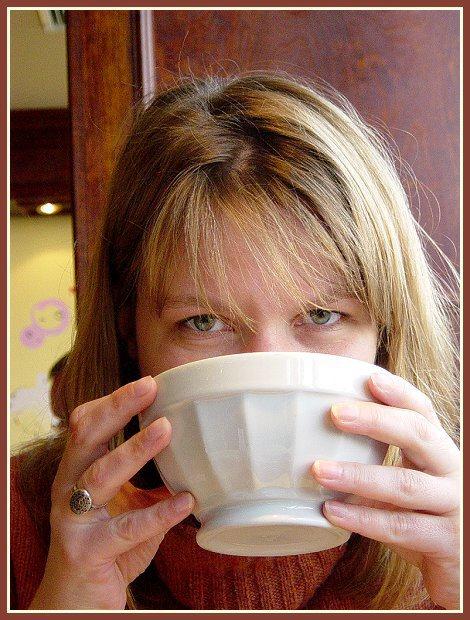 Mit ganz viel Milch schmeckte der Kaffee auch schon vor zehn Jahren ...