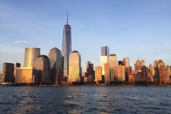 Manhattan, Big Apple, New York, Skyline