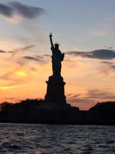 Inside New York Freiheitsstatue Statue of liberty