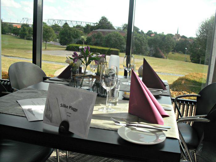 Ein Tisch mit Aussicht (c) S. Plagge