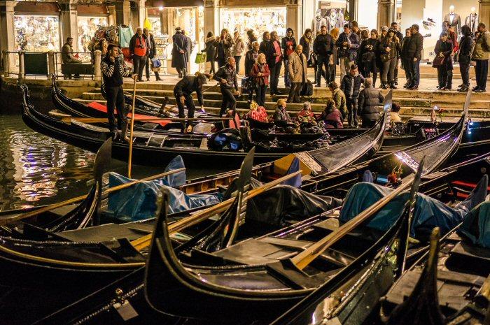 Auf der Suche nach Urlaubs-Geheimtipps in Venedig © Anette Göttlicher