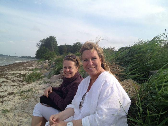 zelten im Norden Entspannt am Strand 40-something.de