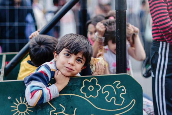 BloggerFuerFluechtlinge - so kann Hilfe für Flüchtlinge aussehen