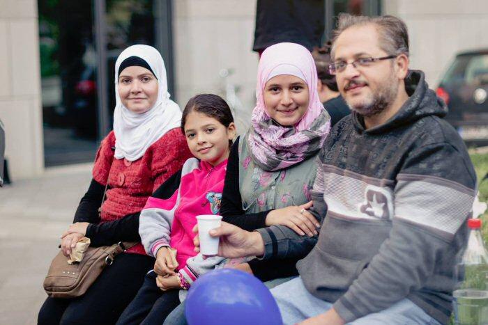 BloggerFuerFluechtlinge - viel Hilfe für Menschen vor Ort