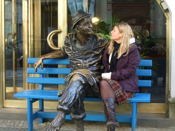 Hauptberuflich Aktmodell: Tanja Wilking mag es privat eher ruhig
