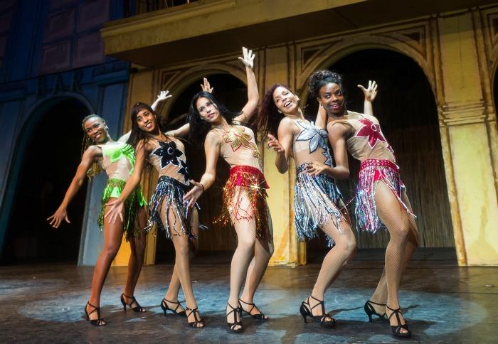 Havana Nights, Show