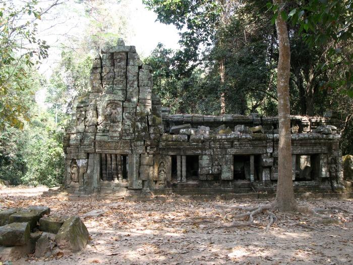 Filmtourismus 40-something.de Angkor Wat Tomb Raider