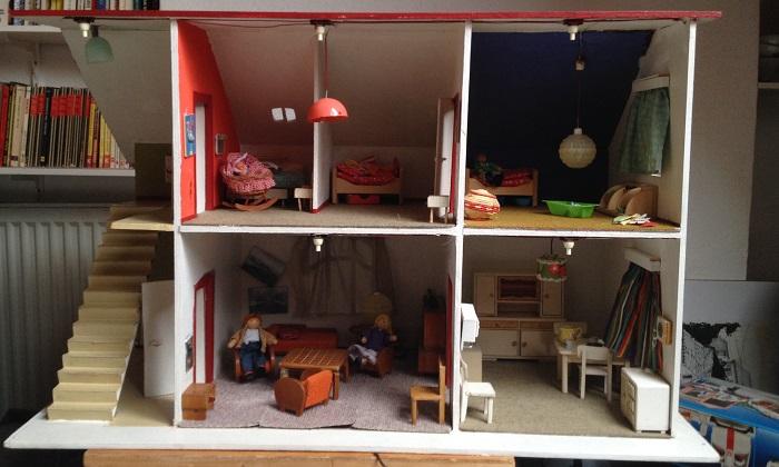 Heimkommen und Kindheitserinnerungen