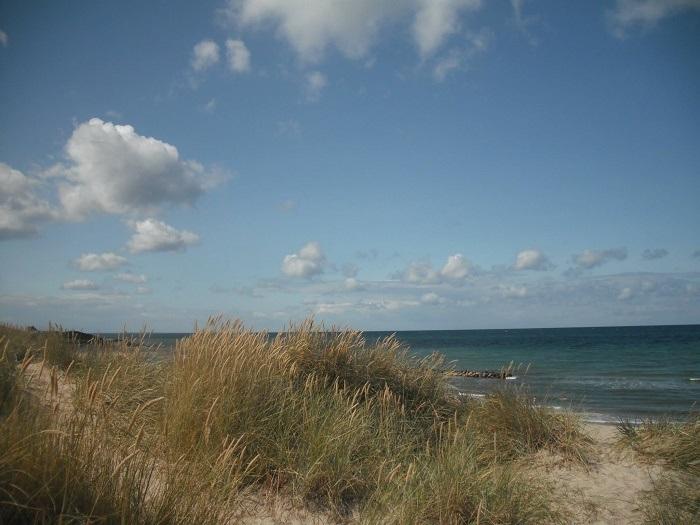 Dünen, Strand und wunderbare Luft (c) Plagge