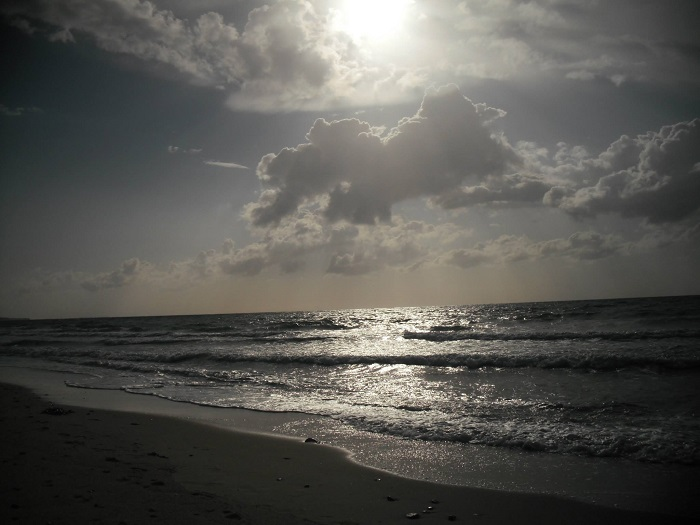 Befreit atmen können - dank Meerwasser (c) Plagge