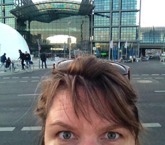 Zu viele Eindrücke in Berlin (c) Plagge