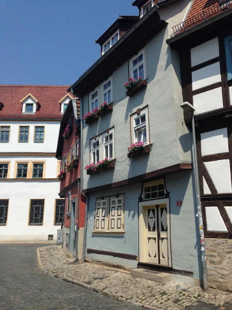Städtetrip Erfurt und Weimar