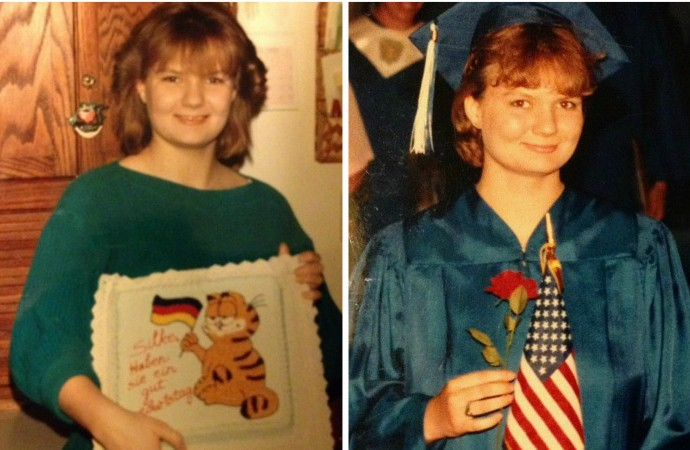 Schüleraustausch Higlights: Geburtstagsfeier und Graduation