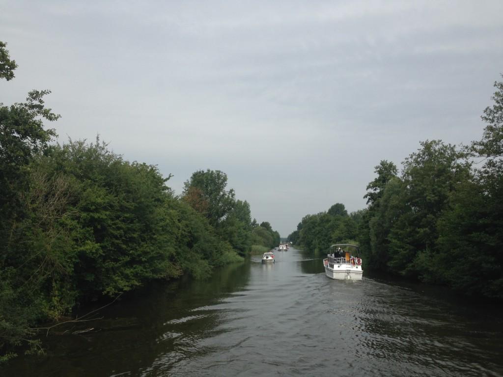 Hausboottour durch Mecklenburg