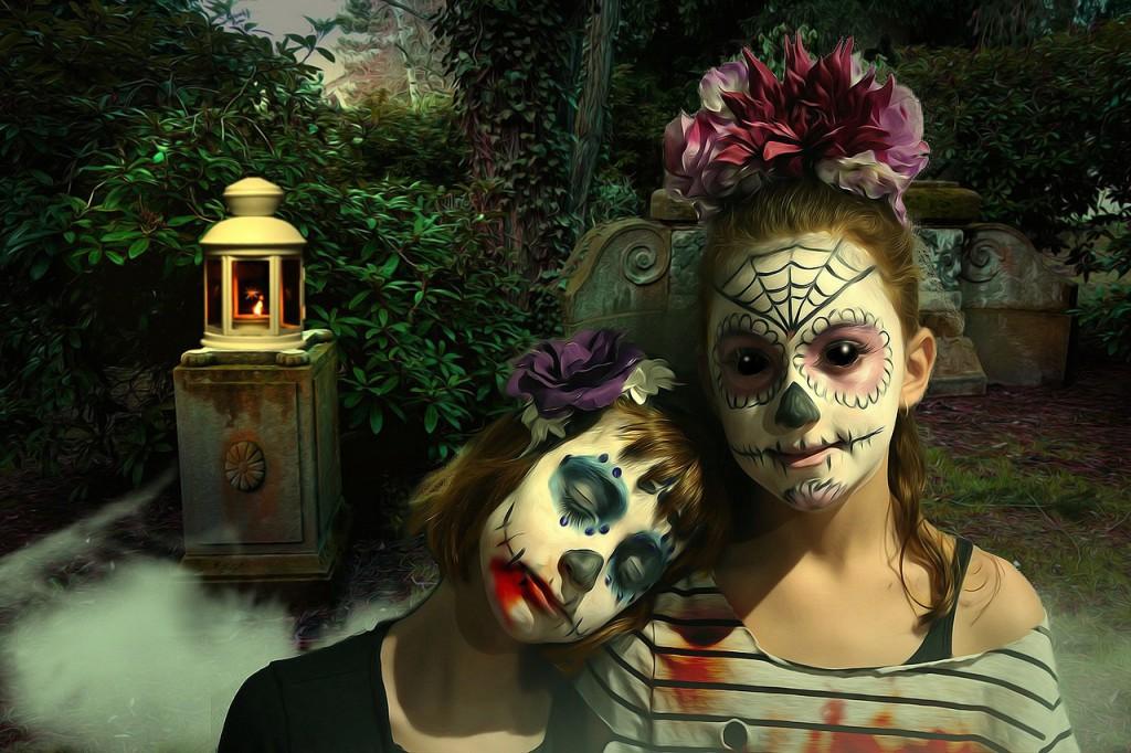 Halloweenparty 2016