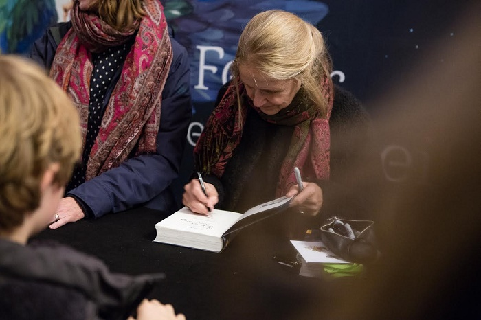 Cornelia Funke signiert