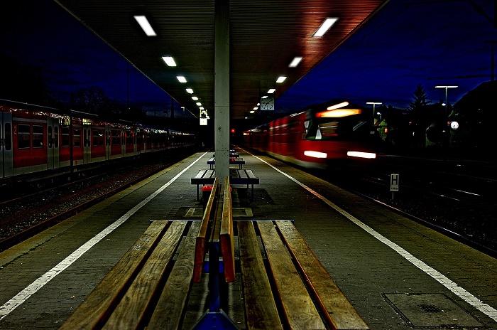 Freundschaft Plus - wie auf dem Bahnhof