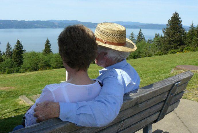 Liebe mit vielen Jahren Altersunterschied