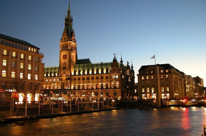 Adventsverlosung Hamburg Reise gewinnen
