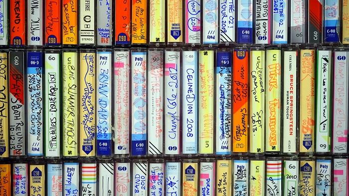 40plus Zeichen Musikgeschmack