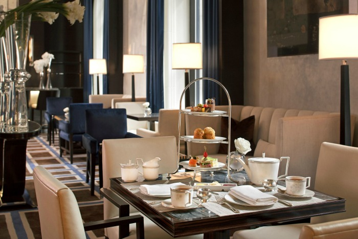 New York kulinarisch Afternoon tea Peninsula 40-something.de Foto: PR