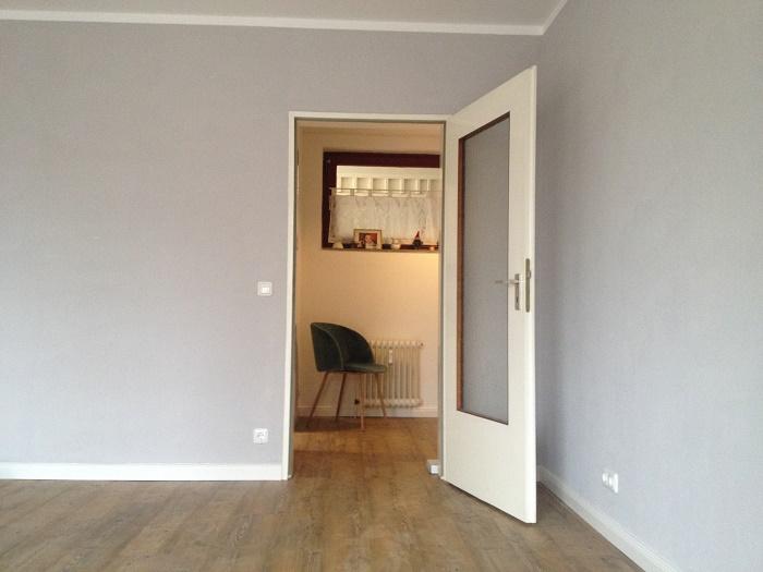Neuanfang Wohnung renovieren - zuerst der neue Boden