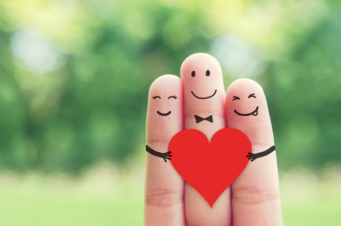 Wie wir lieben - manchmal zu dritt