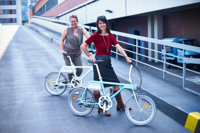 E-Bike-Trend 2017 Tsinova 40-something.de ©arne weychardt