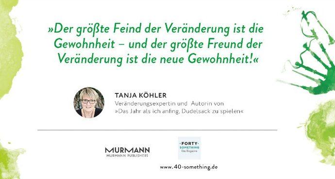 Tanja Koehler murmann verlag die kraft der veraenderunge 40-something.de