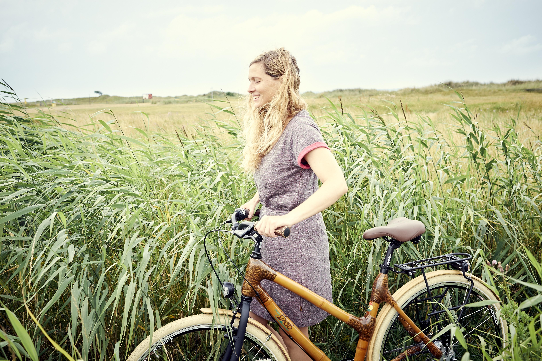 Ein Bambus Bike Aus Kiel Ist Der Neue Oko Star