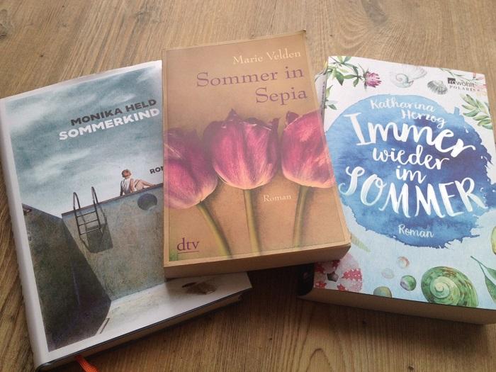 Sommerbücher 2017 - Cover