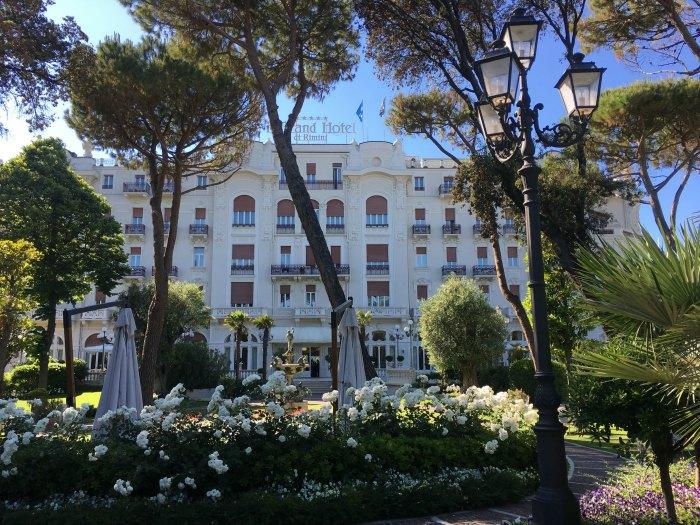 Emiglia Romagna Grand Hotel Rimini ©estherlangmaack