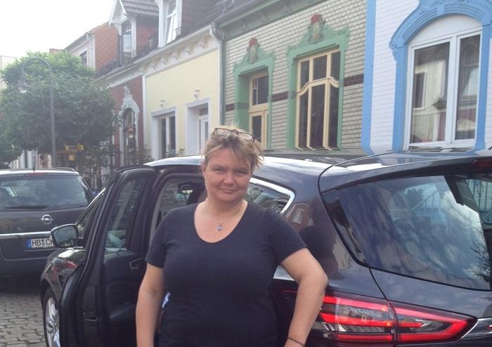 Autobericht Ford-S-Max in Bremen