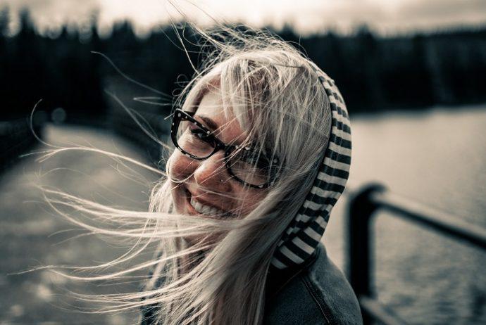 graue haare ab wann