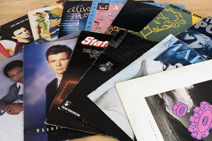 80er Jahre Retro Musik