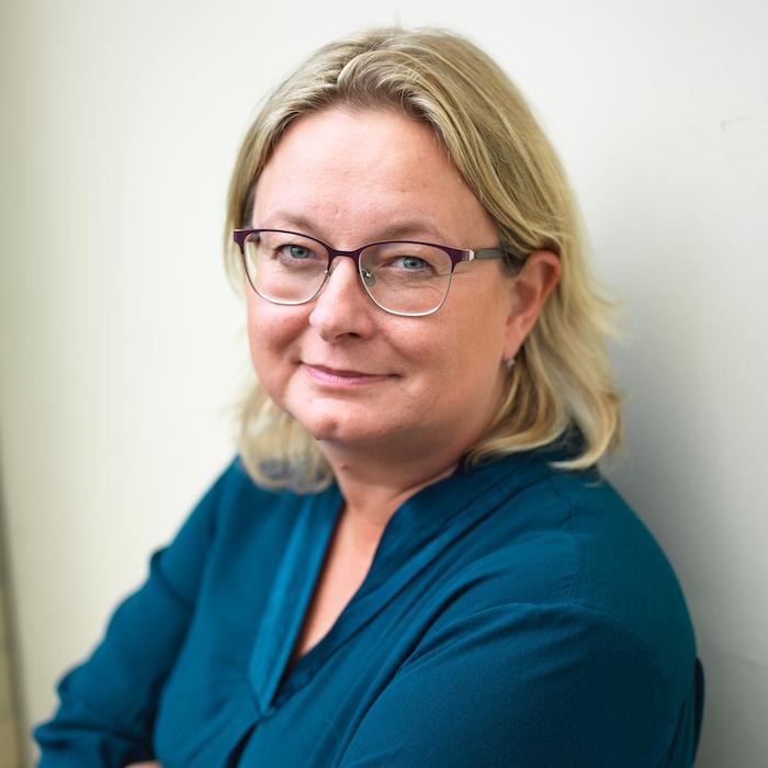 Autorin Tanja Breukelchen schrieb das Buch Hamburgs starke Frauen