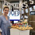 Sabbatjahr mit 40 Tina Wolf feiert ihren Abschied